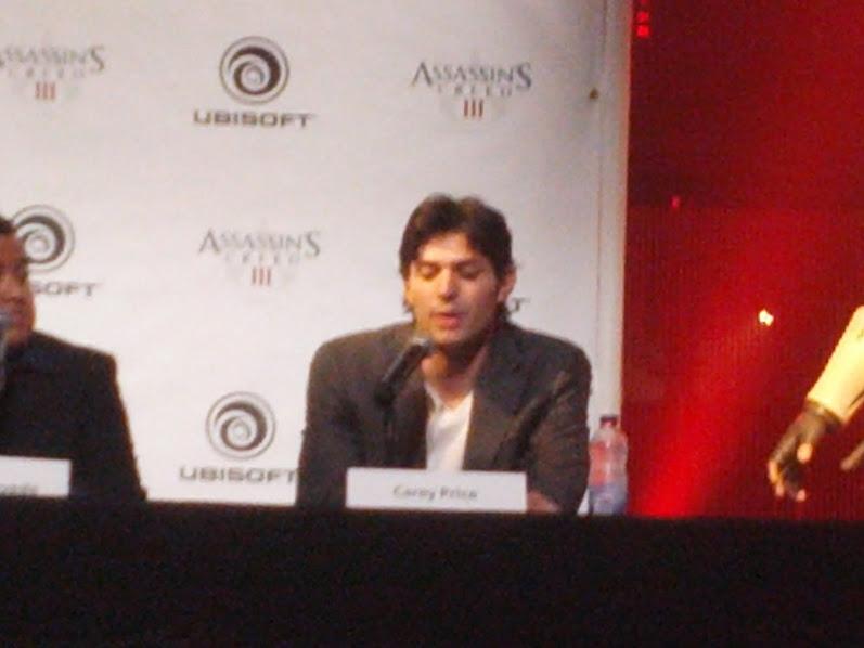 [Assassin's Creed 3] Partenariat avec Carey Price pour la communauté