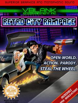 Un apercu de Retro City Rampage