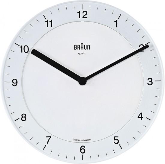 Horloge Braun BNC006 - Blanc