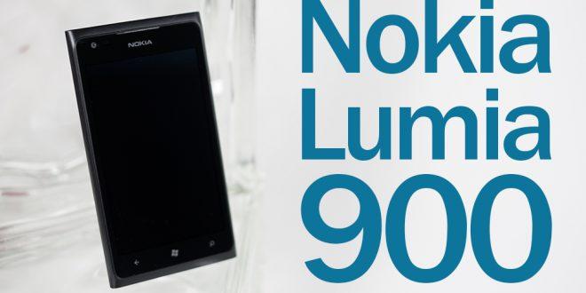 Nokia Lumia 900 - banner
