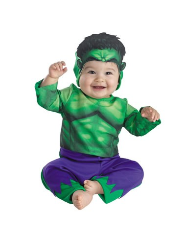 cosplay enfant - Hulk