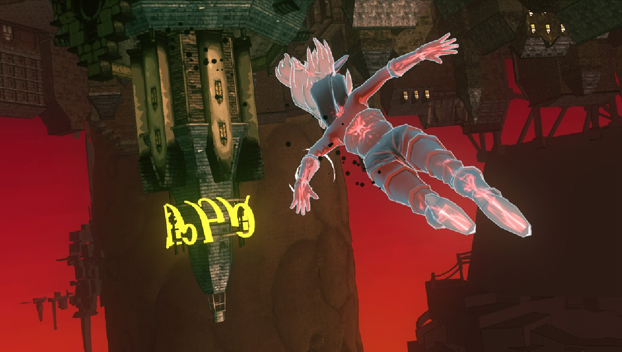 Gravity Rush - Le guide cadeau 2012: La PlayStation Vita
