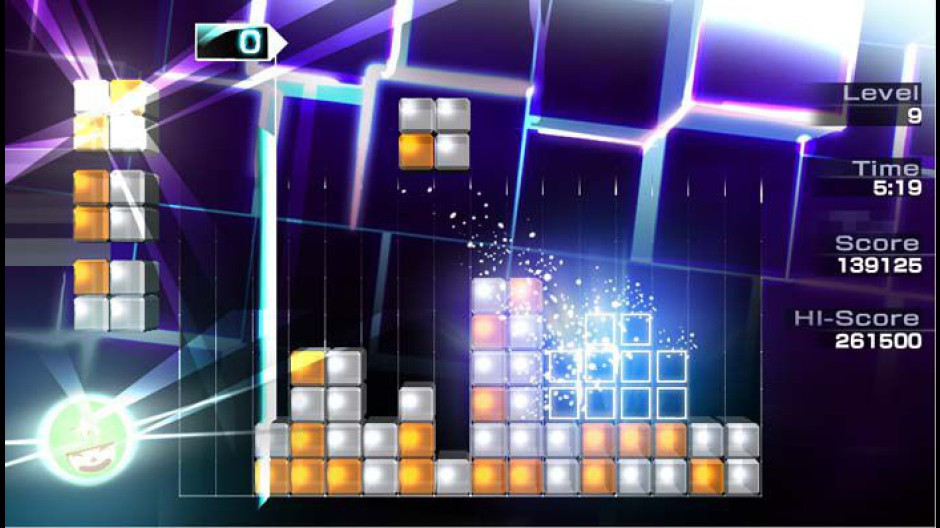 Lumines - Le guide cadeau 2012: La PlayStation Vita