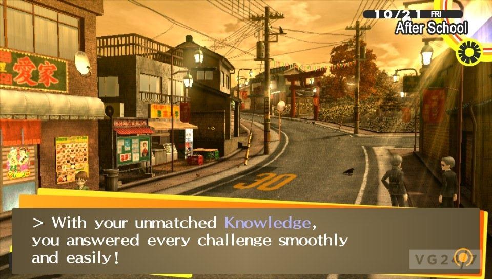 Persona 4 The Golden - Le guide cadeau 2012: La PlayStation Vita
