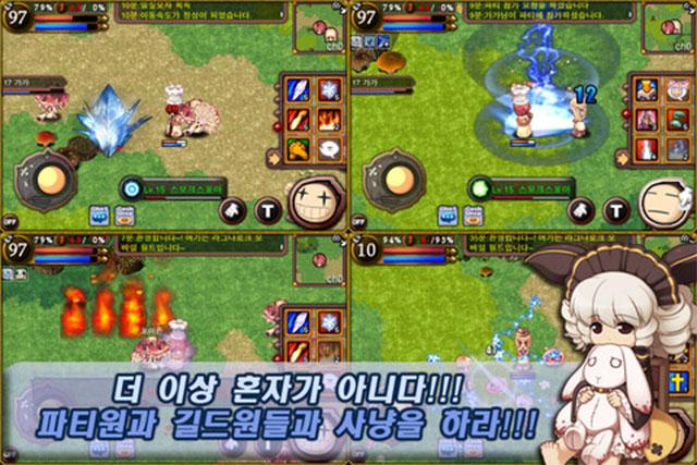 Ragnarok online lance une version mobile en février!