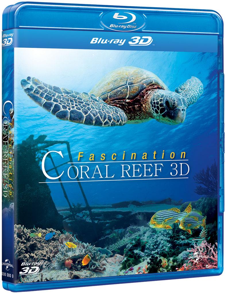 L'univers marin en 3-D