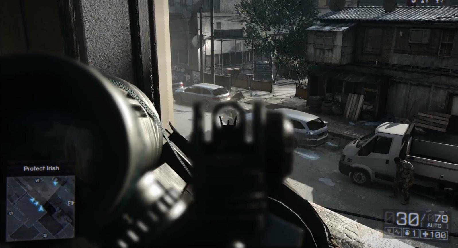 Analysons l'apercu de Battlefield 4...