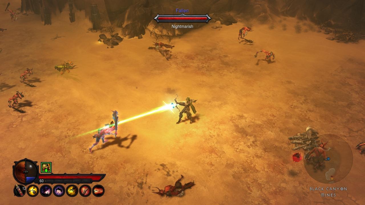 [Aperçu] Diablo 3 - Version console