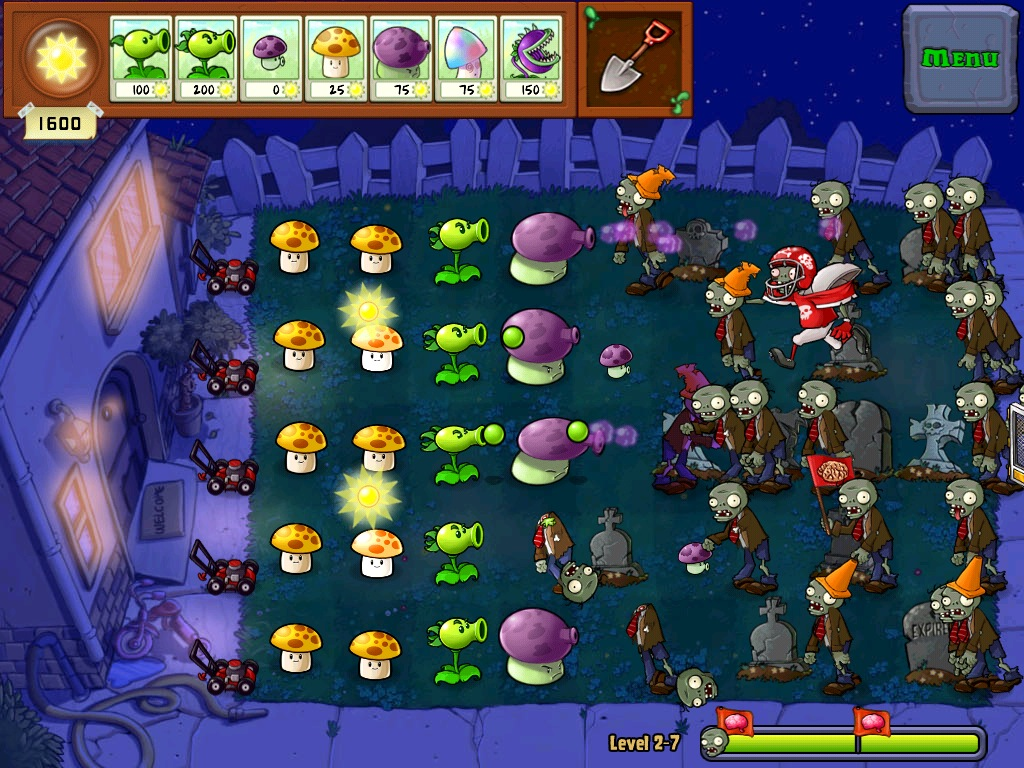 Plants vs. Zombies - Mes jeux iOS/Android du moment (Avril 2013)