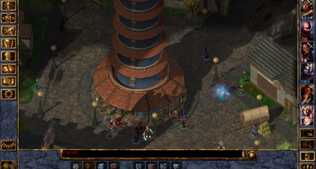 Baldur's Gate - Mes jeux iOS/Android du moment (Avril 2013)