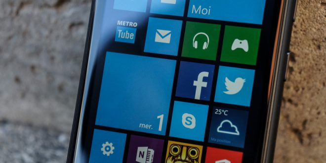Facebook Beta pour Windows PhoneFacebook Beta pour Windows Phone
