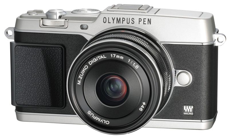 Olympus visite les années 60 avec le PEN EP-5