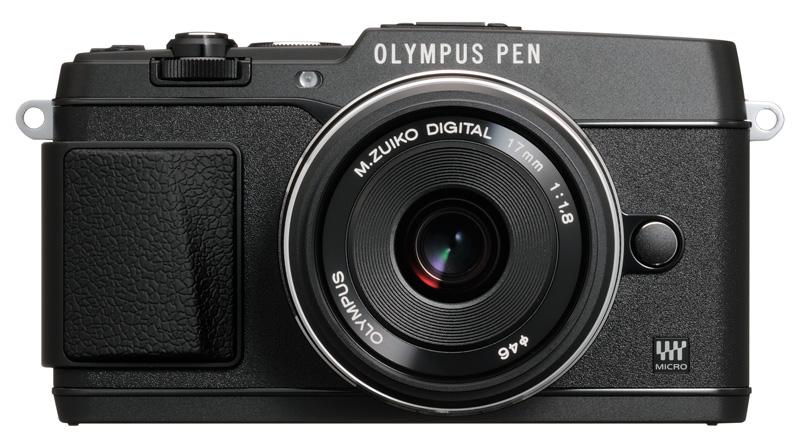 Le E-P5 en noir