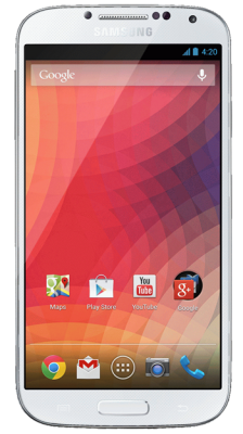 Galaxy-S4-stock-Android