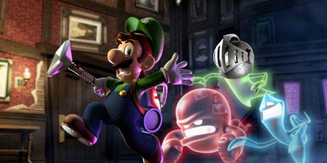 Luigi's Mansion: Dark Moon - Adorable épouvante