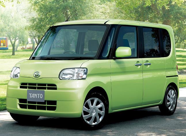 Daihatsu Tanto - 6 voitures particulières pour changer de la routine
