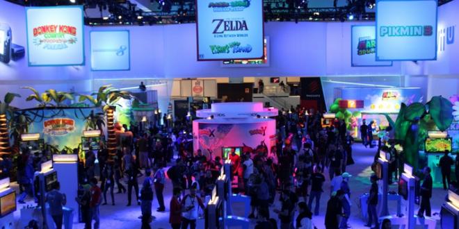 E3 2013 en photo