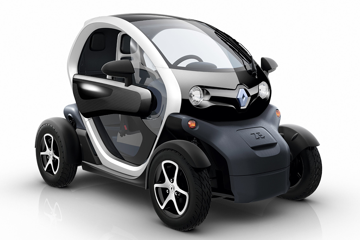Renault Twizy - 6 voitures particulières pour changer de la routine