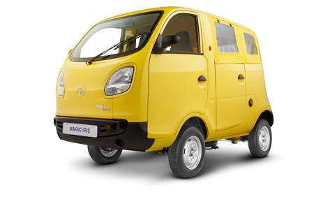 Tata Magic Iris - 6 voitures particulières pour changer de la routine