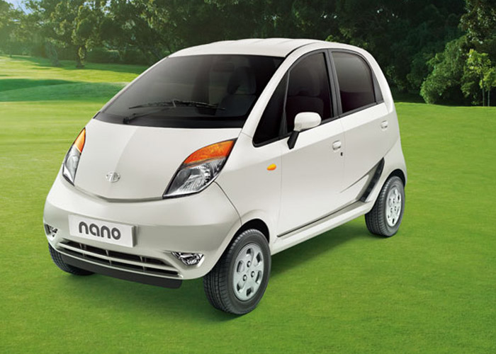 Tata Nano - 6 voitures particulières pour changer de la routine