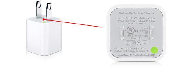 Apple échange les adaptateurs USB contrefaits