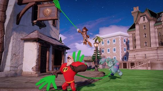 Disney Infinity - Entrez dans le monde fantastique de Disney