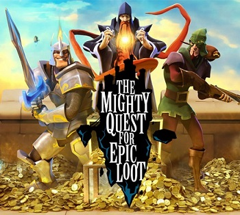 Logo The Mighty Quest