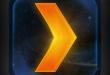 Logo de Plex