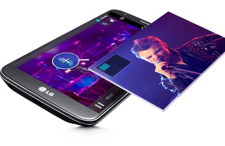 LG G2 | Zoom autour du pointeur