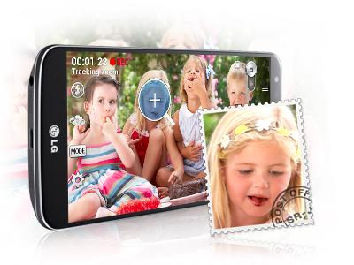 LG G2 | Zoom de suivi