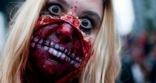 Marche des Zombies de Montréal 2013