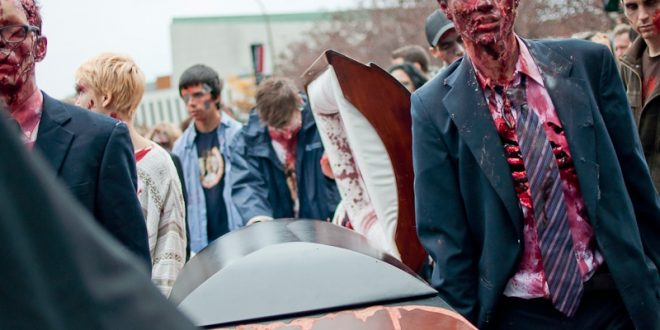 Survivez à une armée de zombies tout en vous mettant en forme