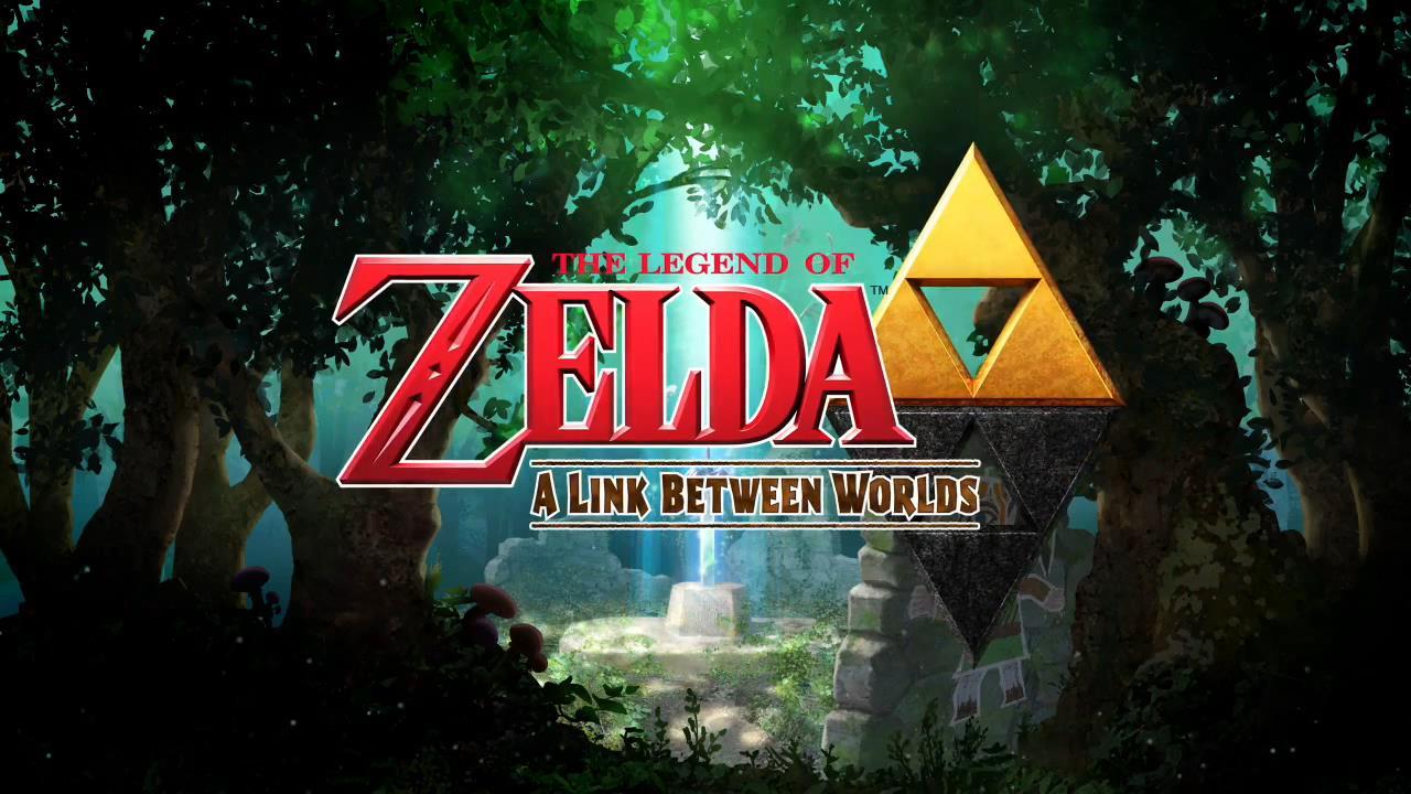 The Legend of Zelda : A Link Between Worlds s'ajoute à la gamme de jeux Nintendo Selects 3DS