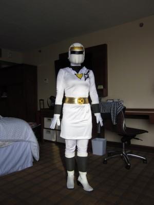 kakuranger cosplay