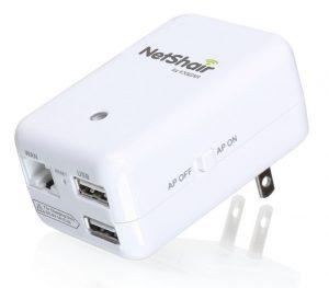 Préparer son voyage geek avec le routeur de voyage NetShair d'IOGEAR
