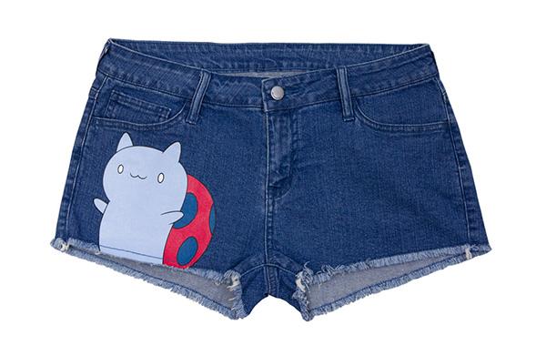 Catbug short