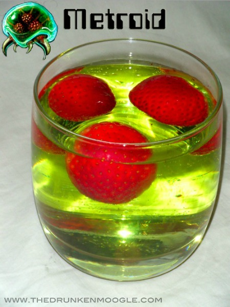cocktail metroid