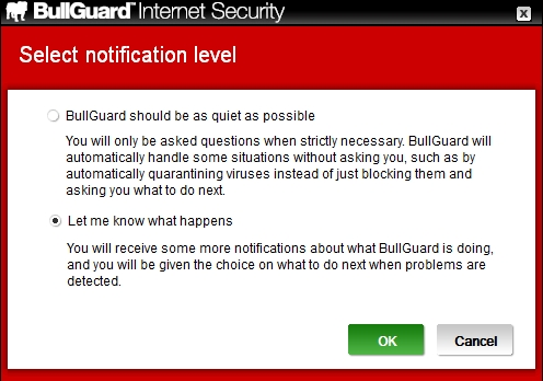 Anti-virus BullGuard Internet Security 10