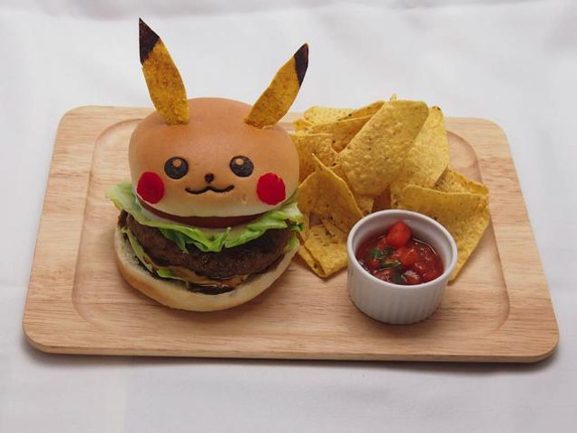Pika, Pika! Restaurant japonais au thème Pikachu