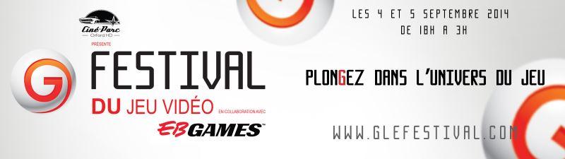 G! - Le festival du jeu vidéo
