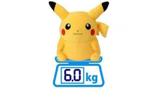 Pikachu - Toutou grandeur nature