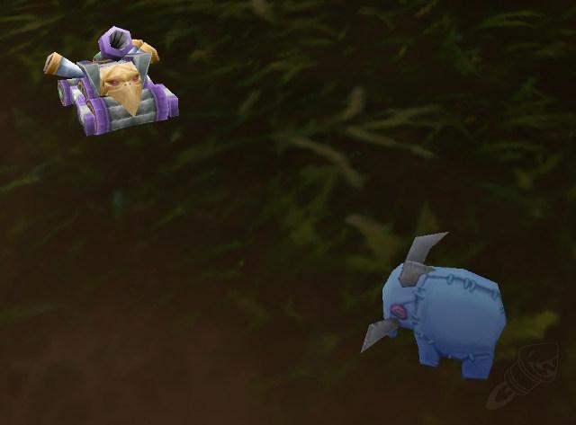Un hommage à Robin Williams dans World of Warcraft