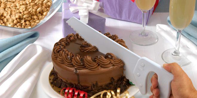 scie gâteau
