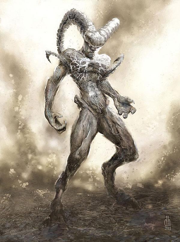 Bélier - Et si les signes du zodiaque étaient des créatures monstrueuses?