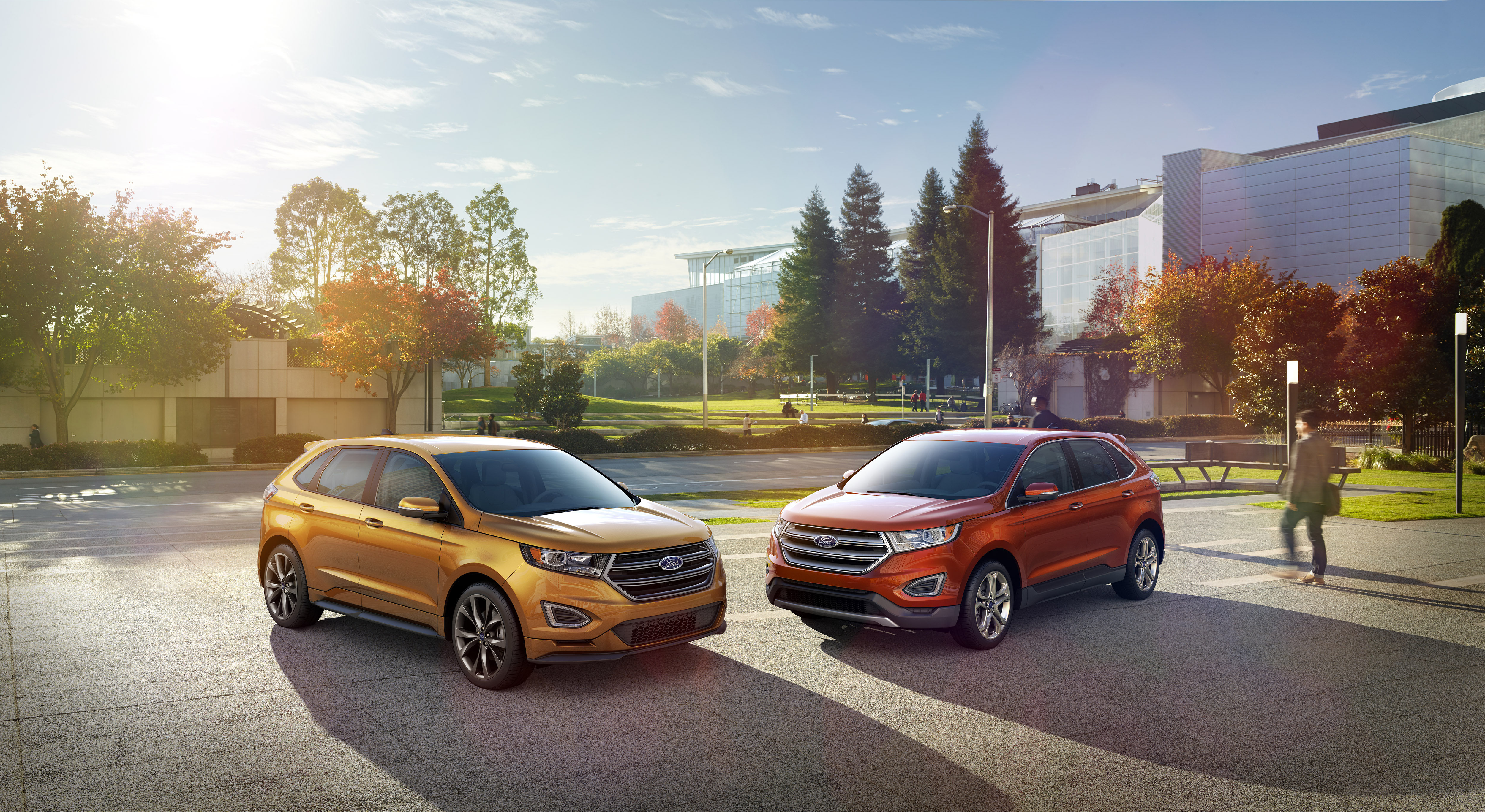 Ford Edge 2015 - Titanium Sport
