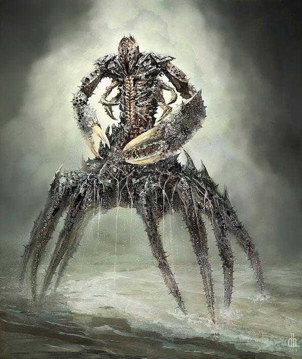 Cancer - Et si les signes du zodiaque étaient des créatures monstrueuses?