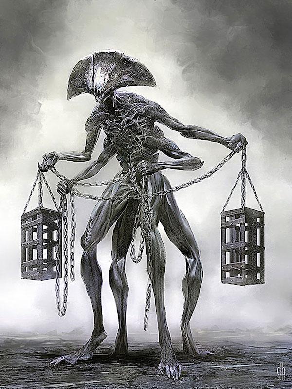Balance - Et si les signes du zodiaque étaient des créatures monstrueuses?