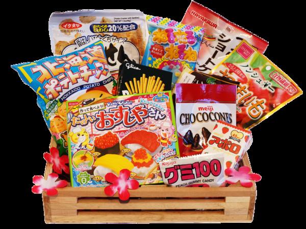 Japan Crate : Boîte Premium de novembre
