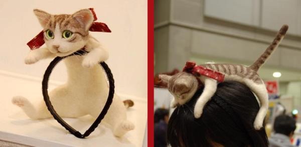 bandeau chat