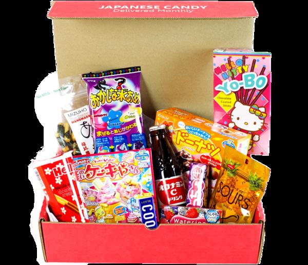 Japan Crate : Boîte Premium de décembre